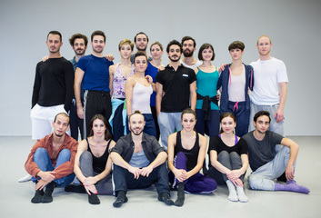 Ballett-Ensemble © Marie-Laure Briane
