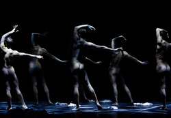 HATTRICK »A Dance Tribute to the Art of Football«: Ensemble