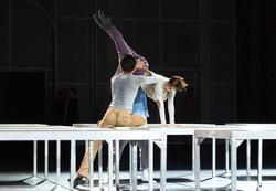 FRANKFURT DIARIES / Choreografie William Forsythe: Ballett des Staatstheaters am Gärtnerplatz